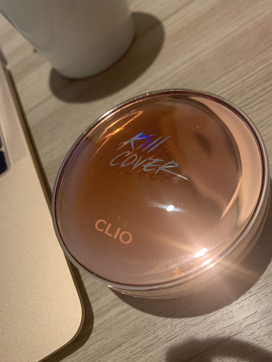 CLIO(クリオ)キル カバー グロウ クッションを使ったミルミルさんのクチコミ画像