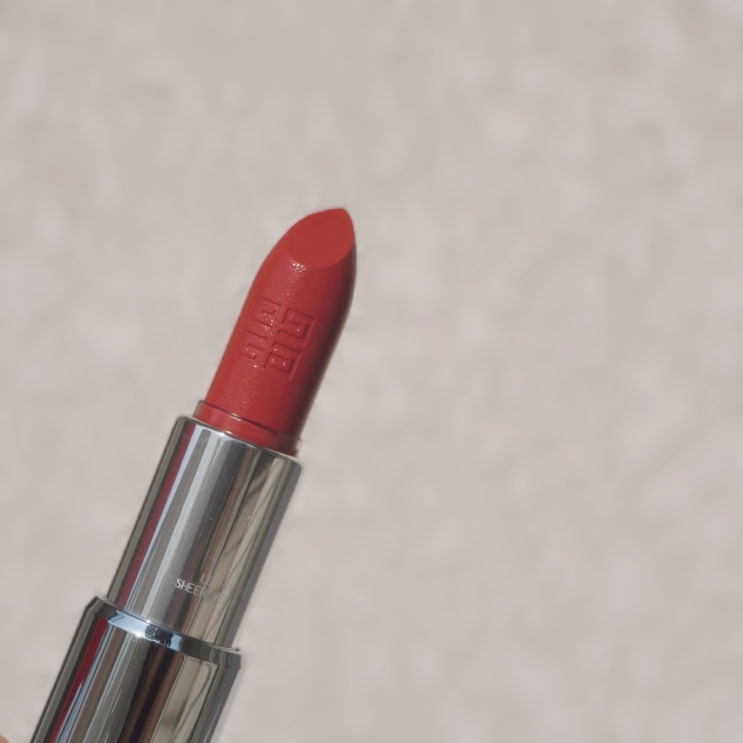 GIVENCHY(ジバンシイ) ルージュ・ジバンシイ・シアー・ベルベットの良い点・メリットに関するなゆさんの口コミ画像2