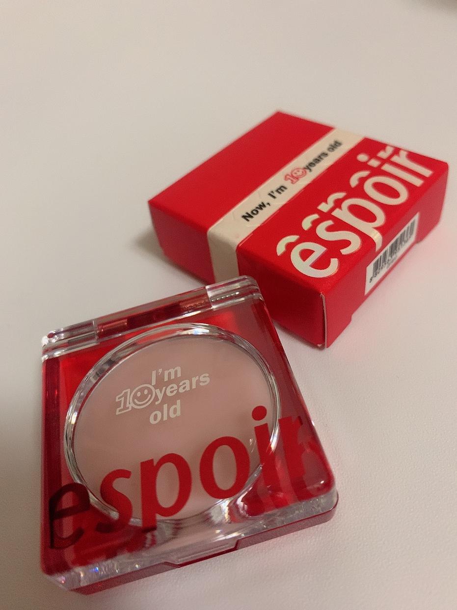 eSpoir(エスポア)リバースコレクション ケーキフレグランスを使った riiさんの口コミ画像1