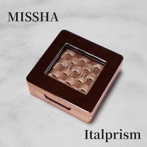 MISSHA(ミシャ)モダンシャドウ イタルプリズムを使った nukoさんのクチコミ画像