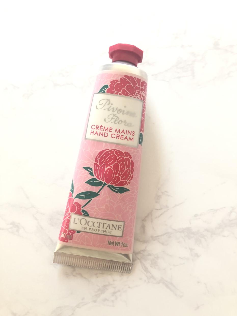 L'OCCITANE(ロクシタン)ピオニー フェアリーハンドクリームを使ったOLるなこさんのクチコミ画像