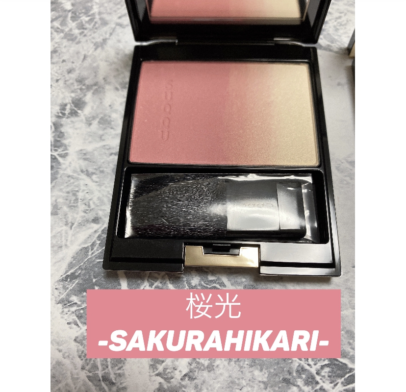 SUQQU(スック)ピュア カラー ブラッシュを使ったhizukiさんのクチコミ画像1