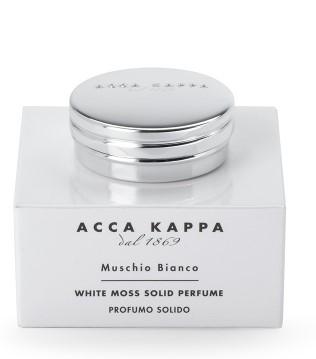 ACCA KAPPA(アッカカッパ)ホワイトモス ソリッドパフューム 10mlを使った 砂糖さんのクチコミ画像