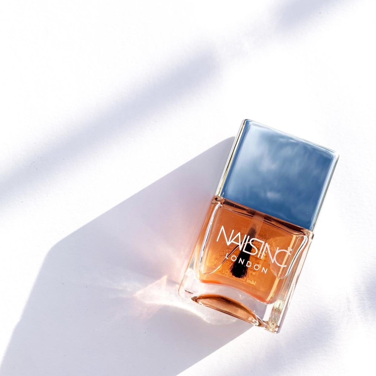 NAILS INC(ネイルズインク)45 セカンド トップコートを使ったかずさんのクチコミ画像1