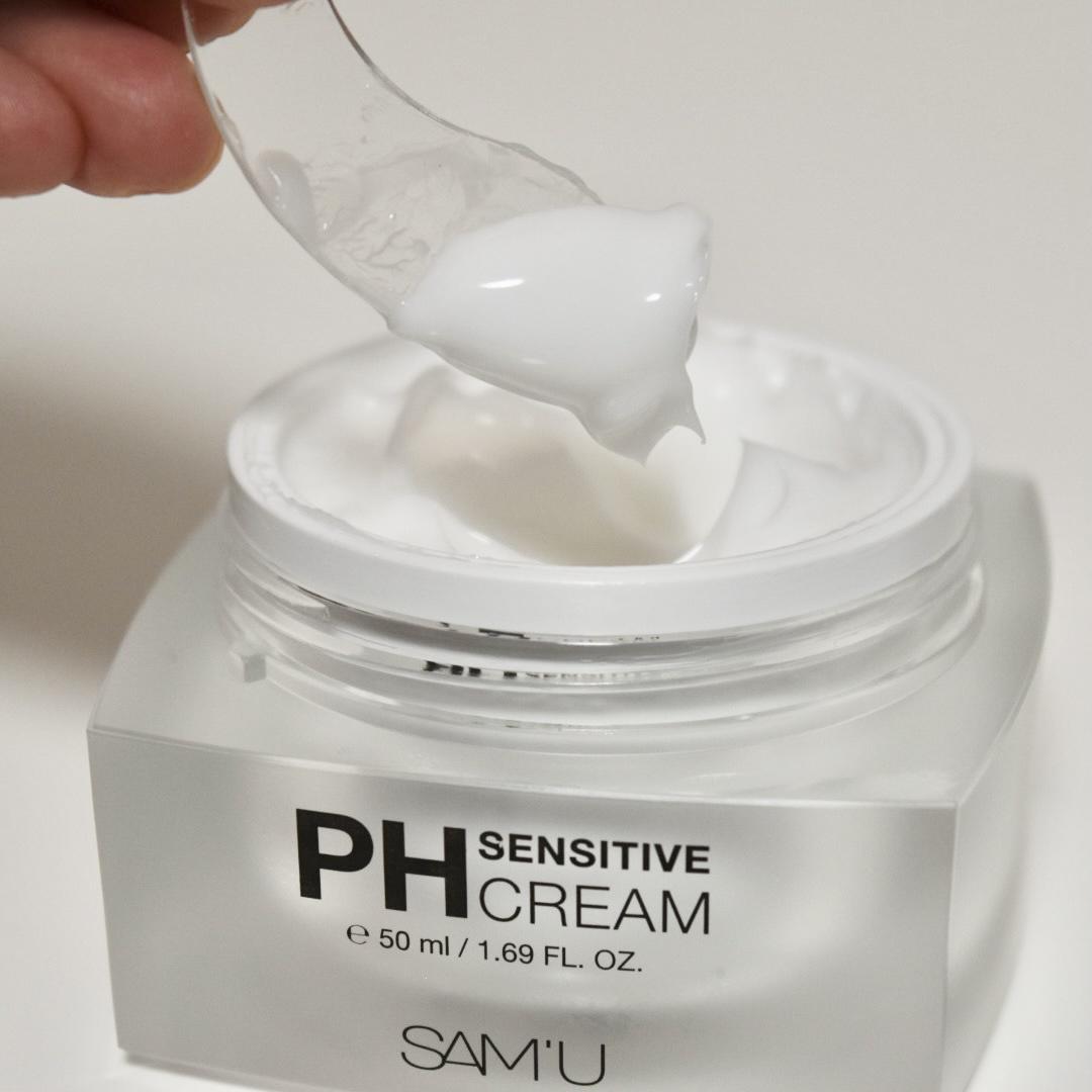 SAM'U(サミュ) PHセンシティブクリームを使ったみゆさんのクチコミ画像2