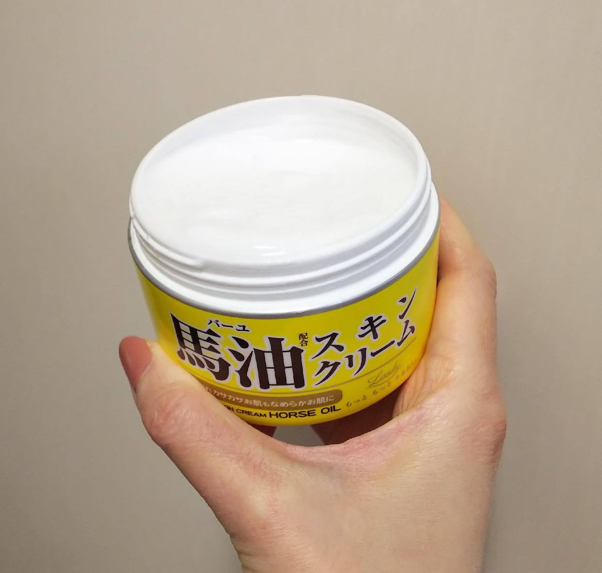 ロッシモイストエイド 馬油スキンクリームを使った東 洋美さんのクチコミ画像
