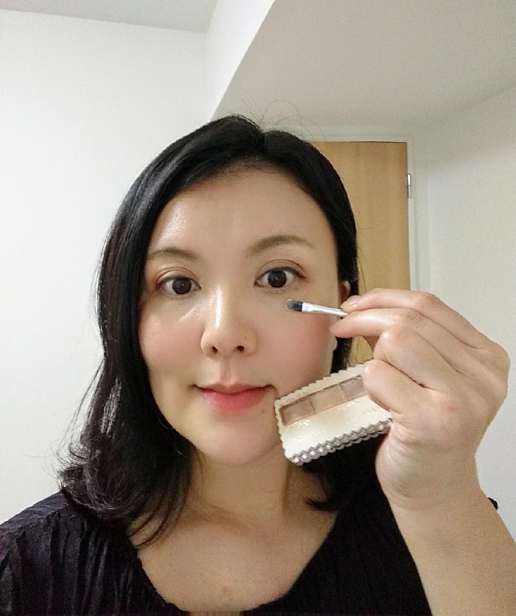 CANMAKE(キャンメイク)カラーミキシングコンシーラーを使った 佐藤 暁子さんのクチコミ画像
