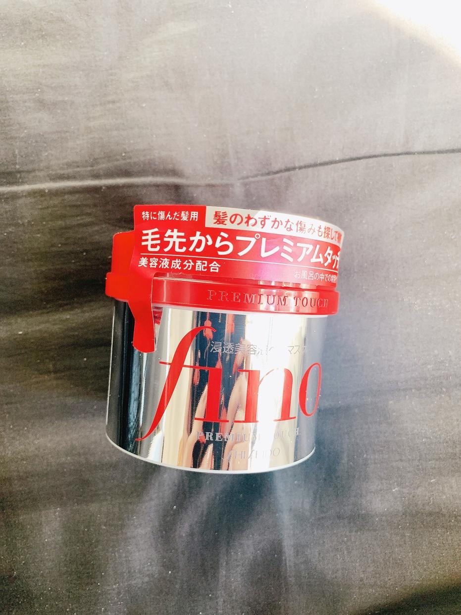 fino(フィーノ)プレミアムタッチ 浸透美容液ヘアマスクを使った しょこたんさんのクチコミ画像