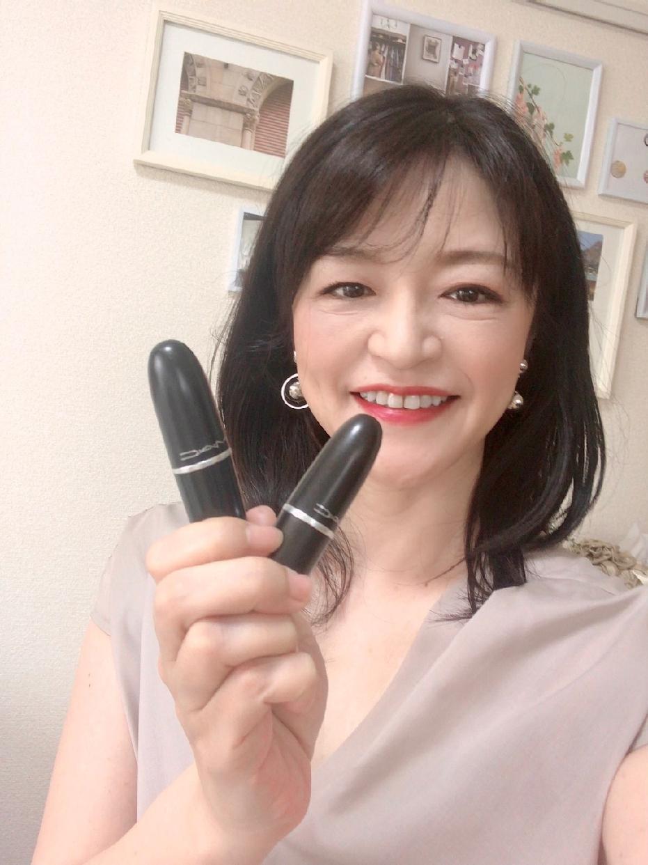 M・A・C(マック) リップスティックを使った小島 葉子さんのクチコミ画像