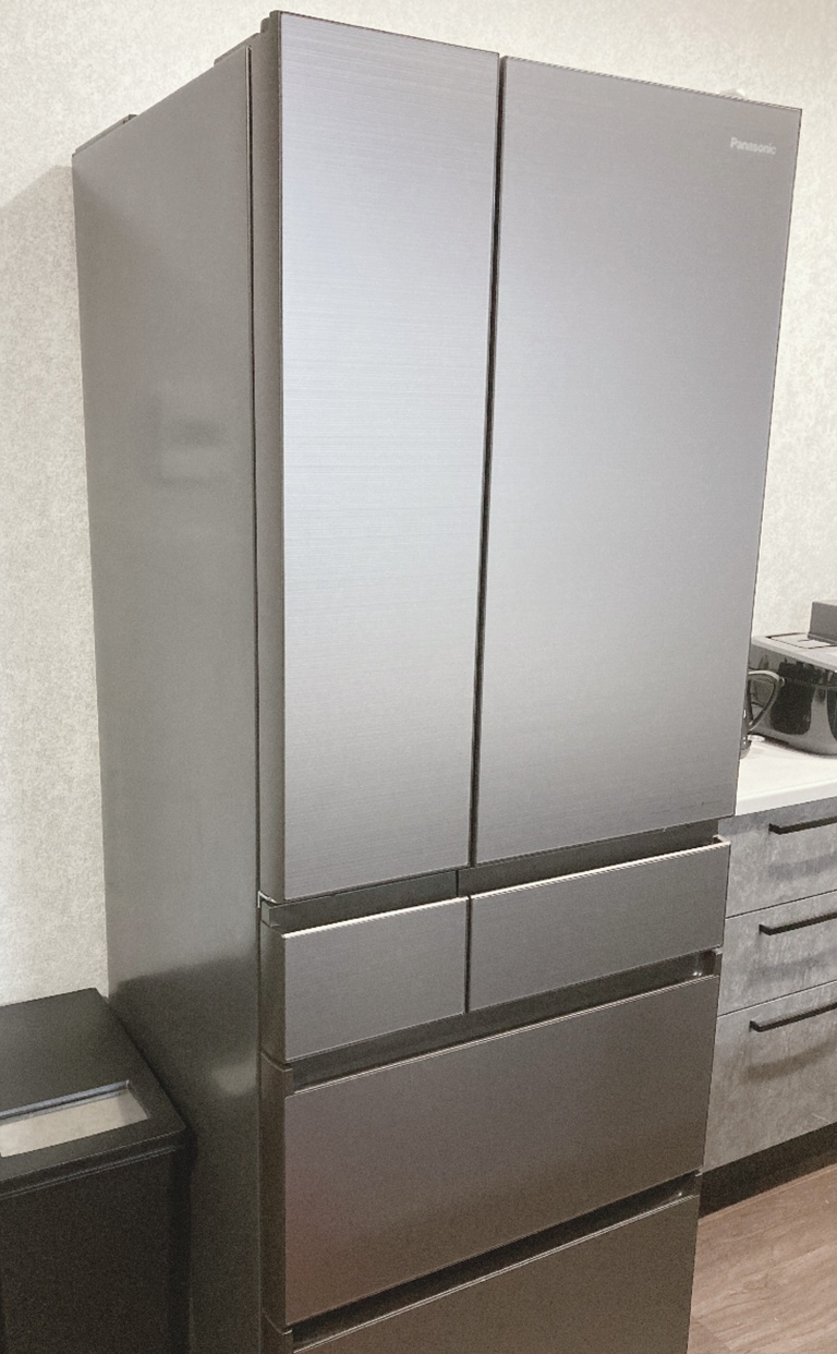 Panasonic(パナソニック)パーシャル搭載冷蔵庫 NR-F656WPXを使ったカアナ☆さんのクチコミ画像1
