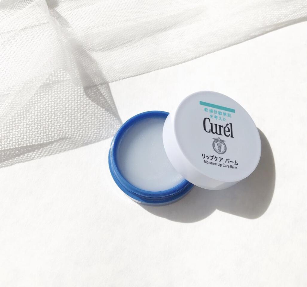 Curél(キュレル)リップケア バームを使ったey0206さんのクチコミ画像2