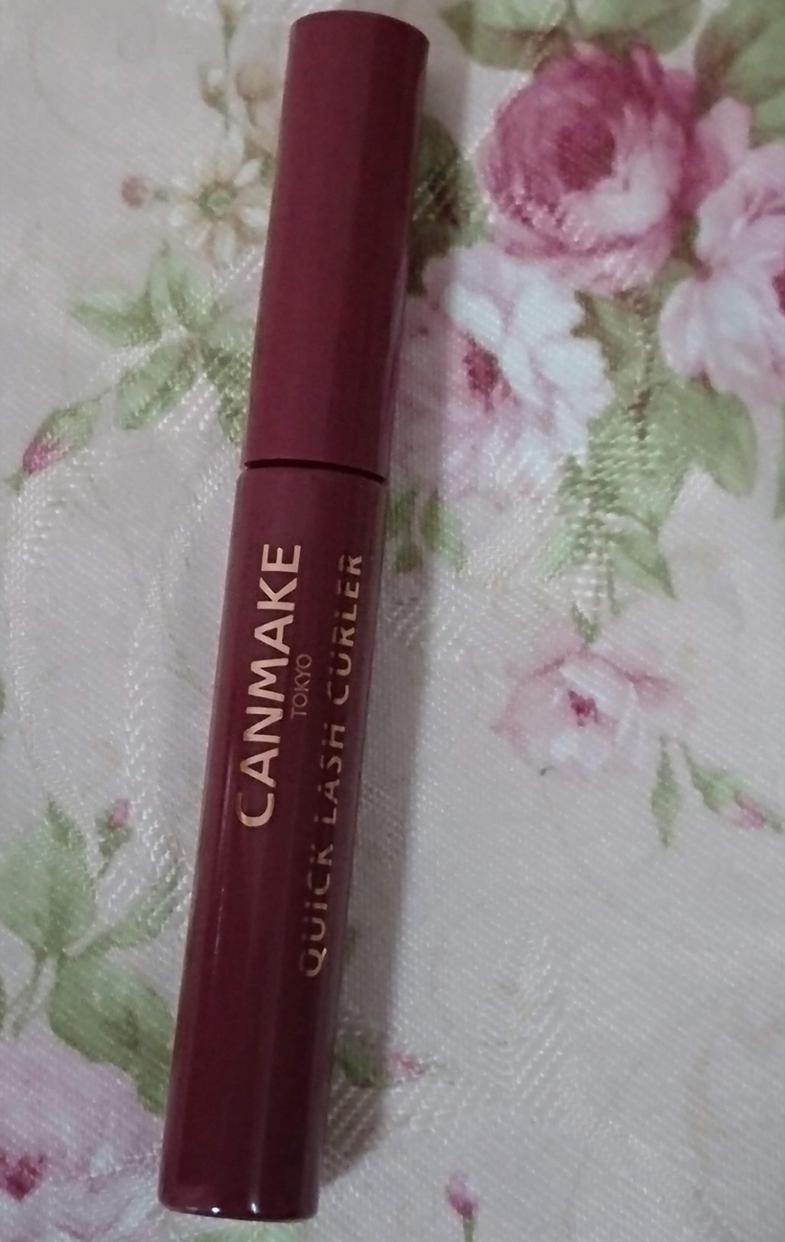 CANMAKE(キャンメイク) クイックラッシュカーラー ロングマスカラを使った白黒小豆さんのクチコミ画像1