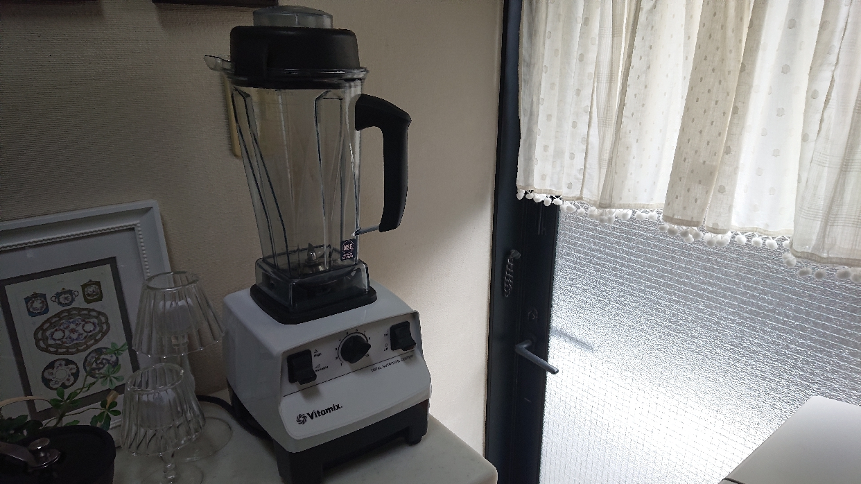Vitamix(バイタミックス)TNC5200を使ったmtamorisさんのクチコミ画像1