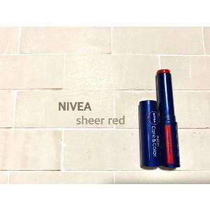 NIVEA(ニベア) リッチケア&カラーリップを使ったN.さんのクチコミ画像1