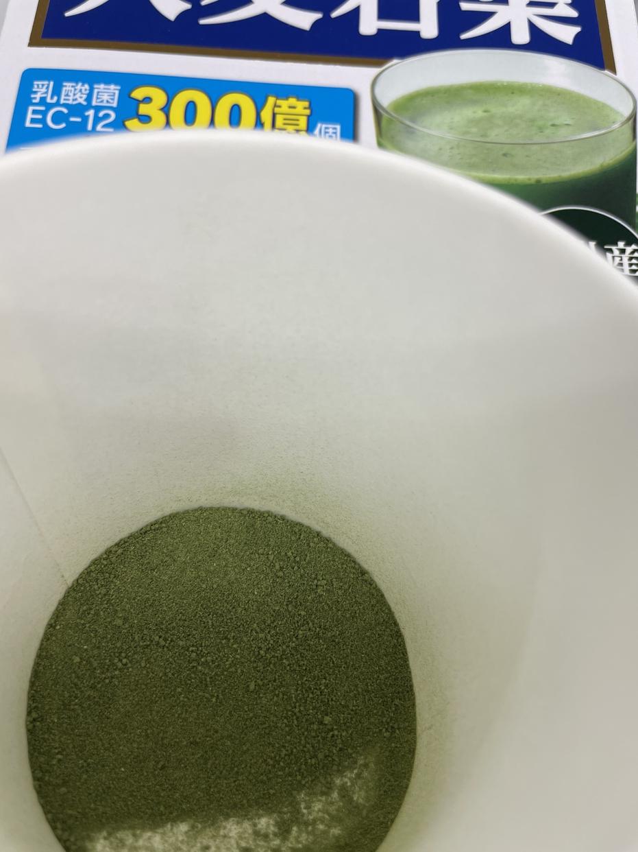 Asahi(アサヒグループショクヒン)乳酸菌+酵素 大麦若葉を使ったかわいげんきさんのクチコミ画像6