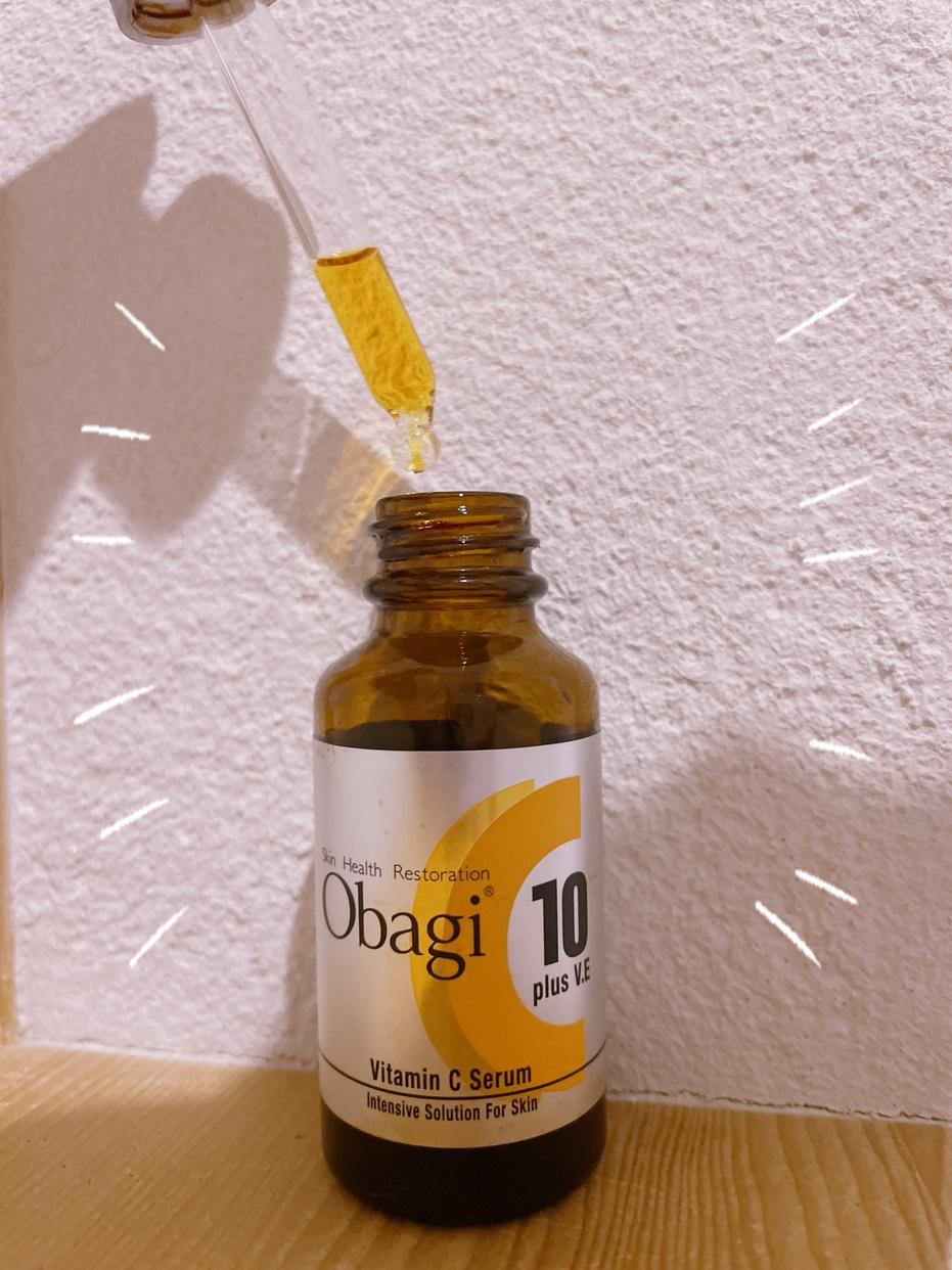 Obagi(オバジ) c10セラムを使った地雷ちゃんさんのクチコミ画像1