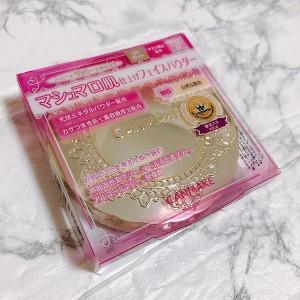 CANMAKE(キャンメイク)マシュマロフィニッシュパウダーを使った             okakaさんのクチコミ画像