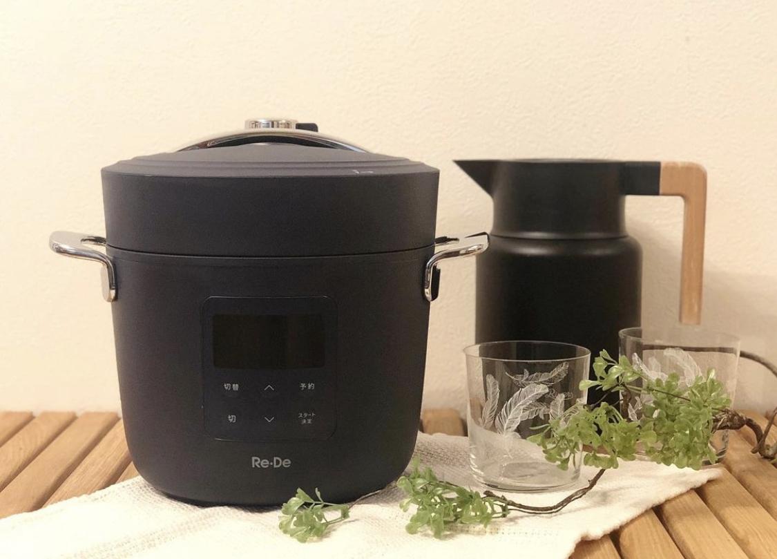 Re・De Pot(リデ ポット)電気圧力鍋 2Lを使ったyukaさんのクチコミ画像2