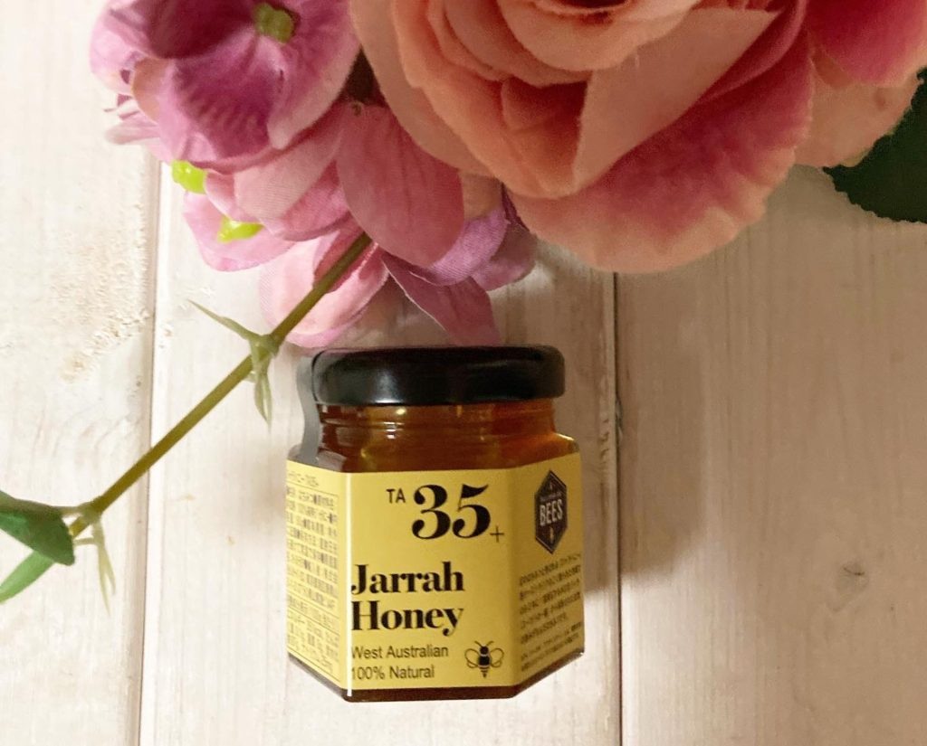 A BUZZ FROM THE BEES(ア バズ フロム ザ ビーズ)ジャラハニーTA35+を使ったjobspさんのクチコミ画像3