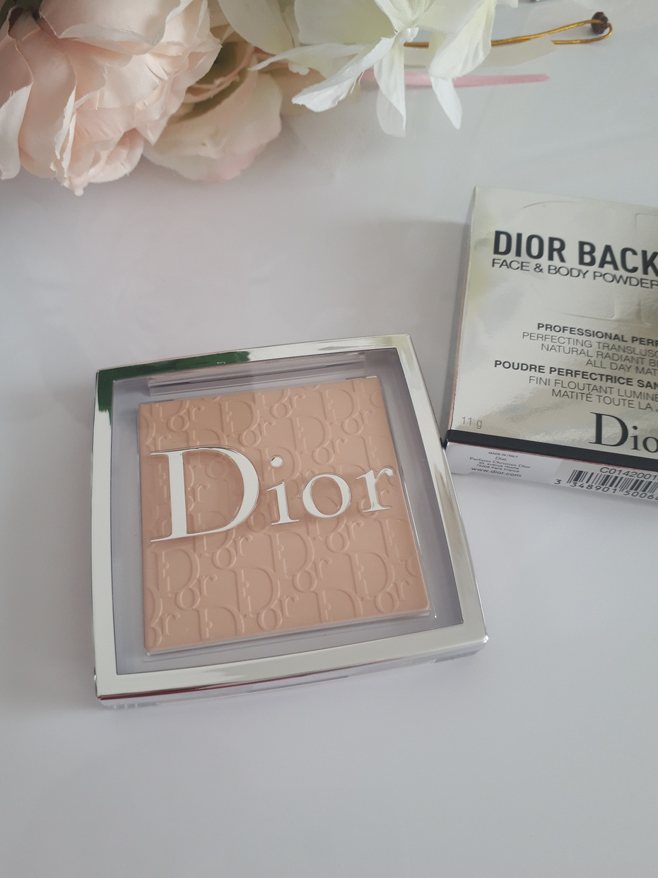 Dior(ディオール) バックステージ フェイス&ボディ パウダーを使ったNorikoさんのクチコミ画像1