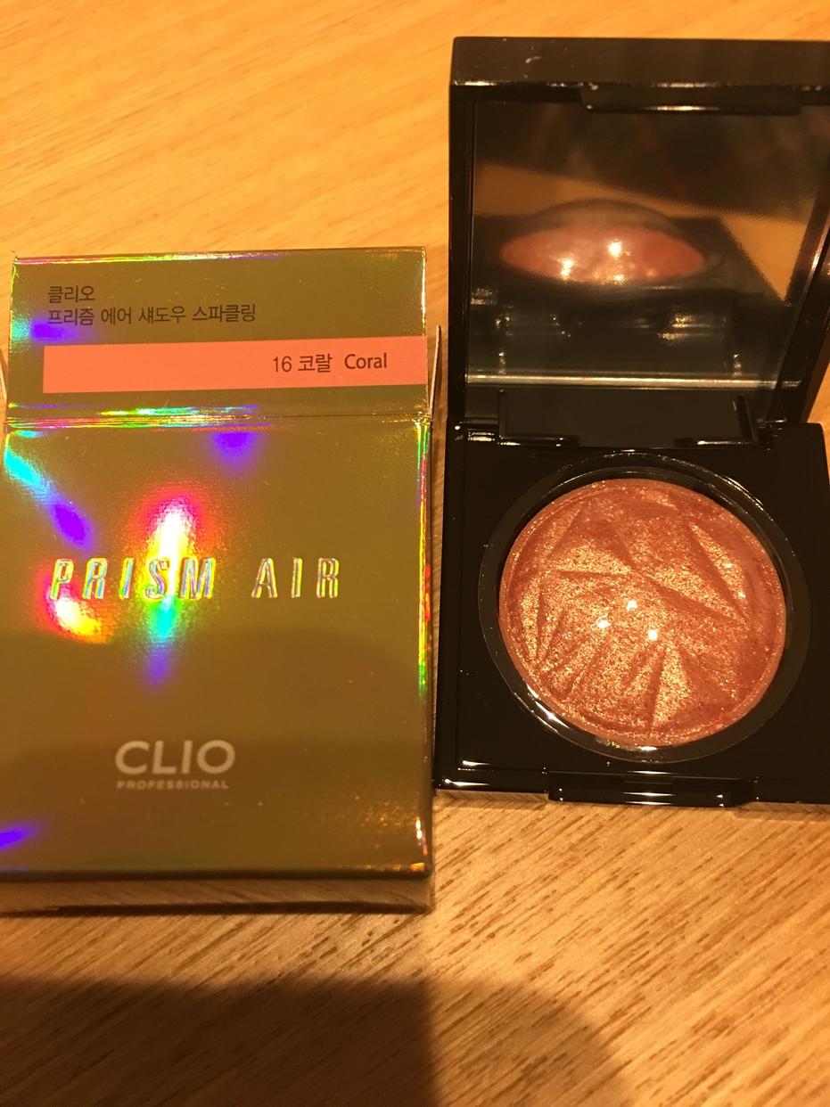 CLIO(クリオ)プリズム エアー シャドウを使ったMiaさんのクチコミ画像