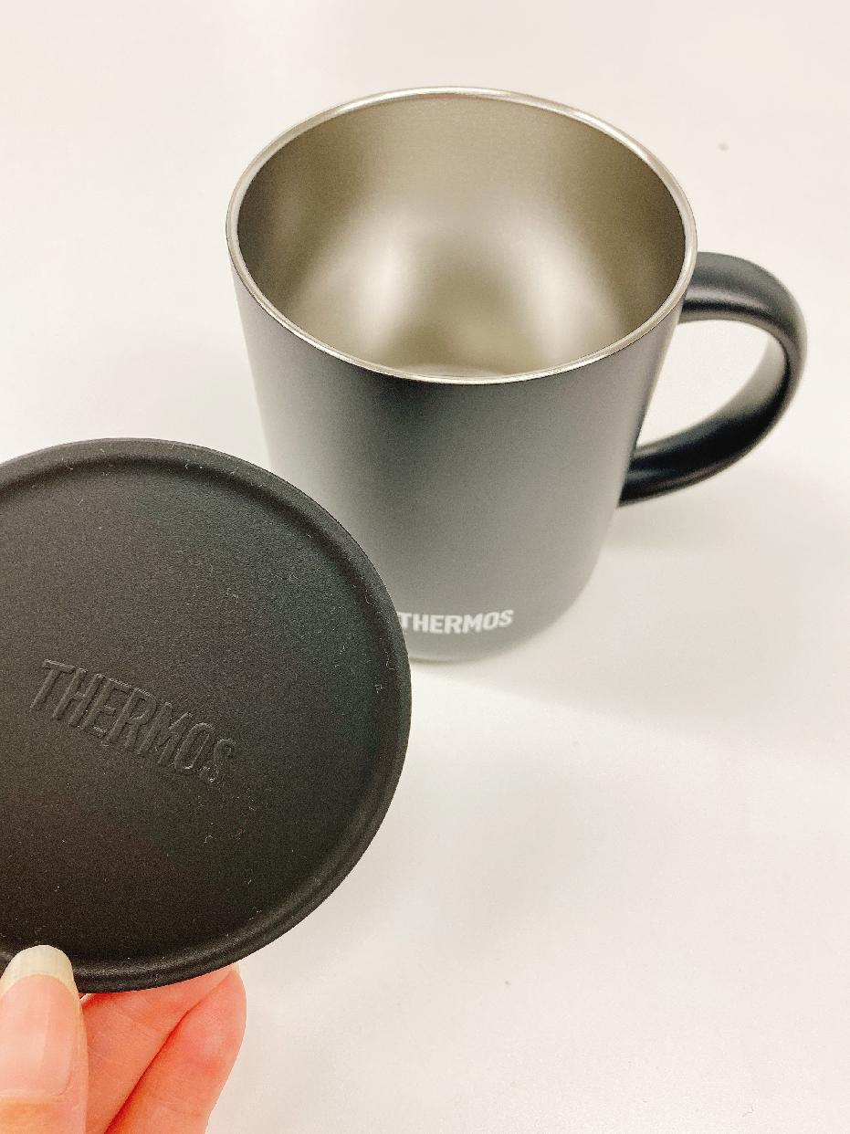 THERMOS(サーモス)真空断熱マグカップを使った あんよさんの口コミ画像2