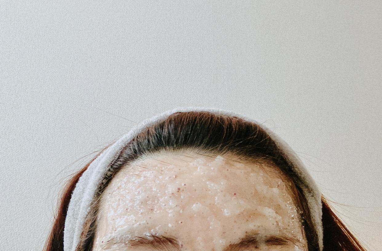 23years old(23イヤーズオールド) AQUA BAB Modeling Maskを使ったyunnyさんのクチコミ画像3