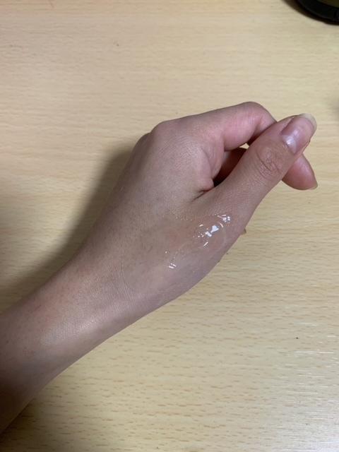 Bioré(ビオレ)洗顔ジェル なめらかを使った華香 あゆみさんのクチコミ画像