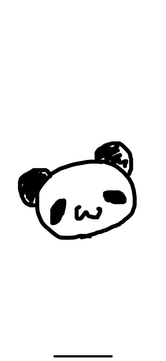 おばけパンダ