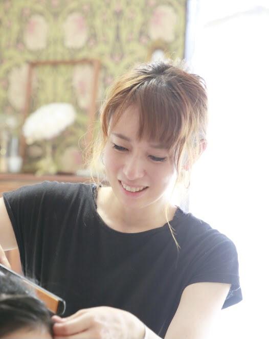 ヘアメイクアップアーティスト/着付け師 |  RIEKO