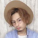 『lapis新宿』美容師 / stylist lapis yuta